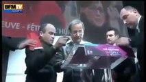 Dieudonné et Alain Soral : La Marche de La Quenelle (Hollande Démission)