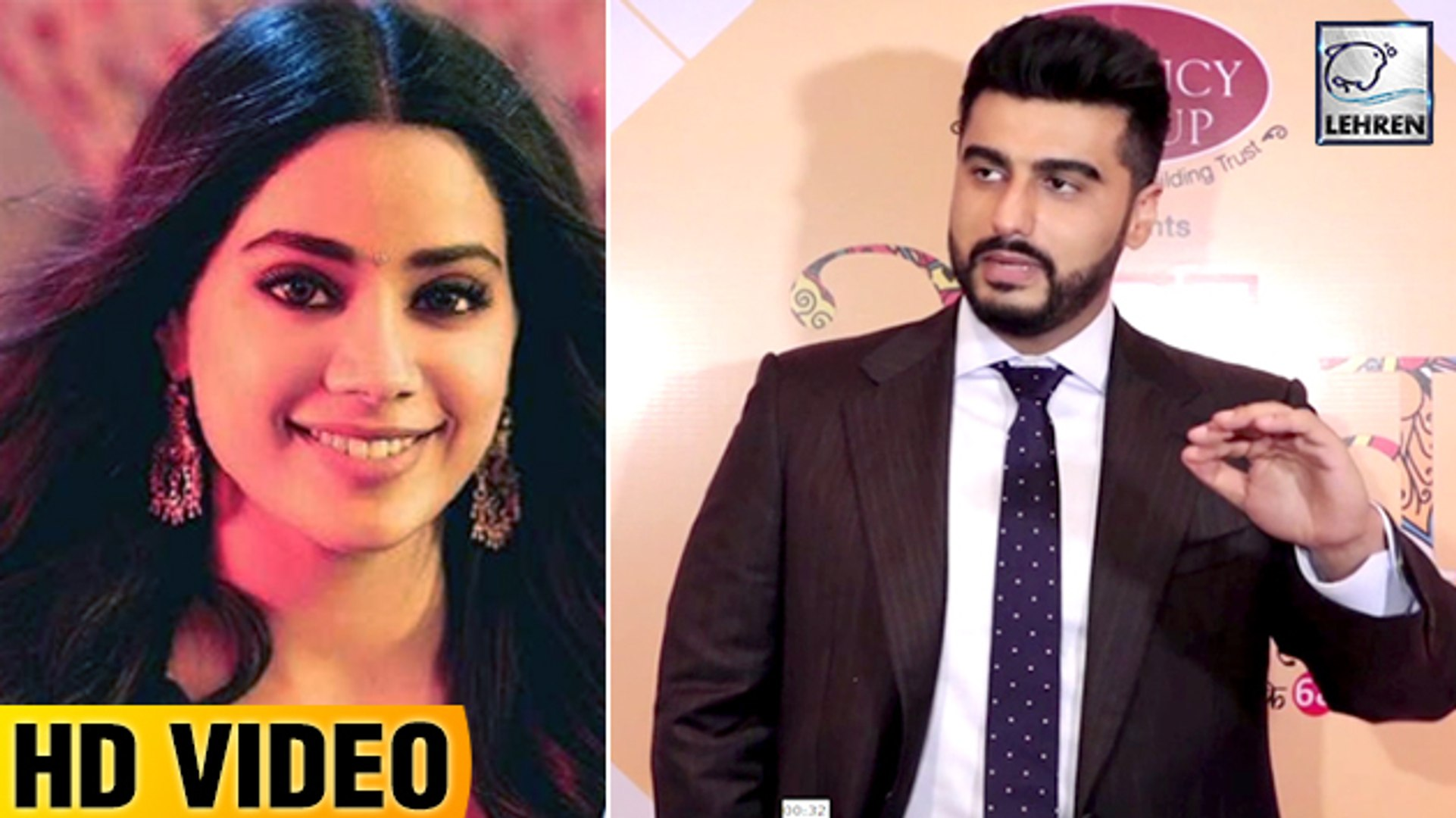 Arjun Kapoor Is Confident About Sister Janhvi's Dhadak Being A Success