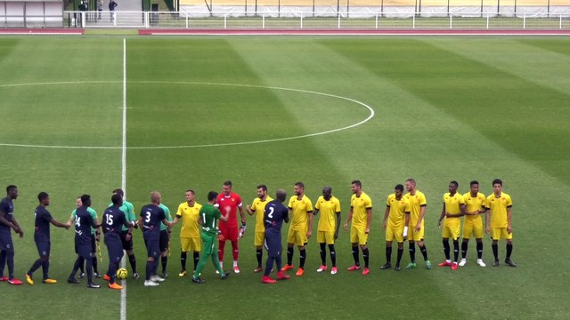 Amical : US Orléans 3-1 Paris FC