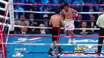 Manny Pacquiao vs Antonio Margarito Highlights HBO Boxing