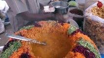 Samosa chat || Street food you tube videos || street food || Apple Street Food