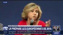 Conseil national des Républicains: Valérie Pécresse se désolidarise de la vison eurocritique de Laurent Wauquiez