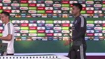 Guardado: 'Neymar gosta muito de se jogar'