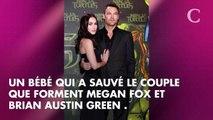 Megan Fox dévoile un cliché trop craquant de son fils Journey River Green !