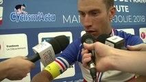 Championnats de France 2018 - Amateurs  :  Geoffrey Bouchard sacré à Mantes-la-Jolie