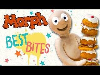 MORPH & CHAS' BEST BITES
