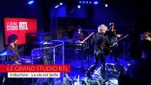 """Indochine - La vie est belle (LIVE) dans """"Le Grand Studio RTL"""""""