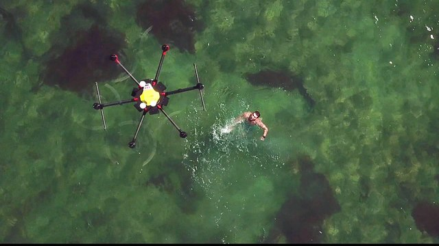 Australia to use drones to help rescue stranded swimmers