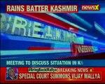 Flood Hits Jammu & Kashmir Jhelum River Crosses Danger Mark, 3 died