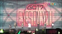 GOT7 Konser di Indonesia, Fans Histeris!