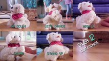 Georgie Interactive Puppy Commercial Ads   Georgie Interactive Puppy Product Demo