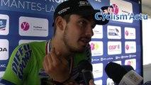 Championnats de France 2018 - Amateurs  :  Axel Flet, médaillé de bronze à Mantes-la-Jolie