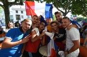 Ambiance Vienne 8e finale Coupe Monde 30062018
