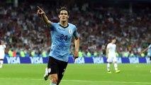 Uruguay-Portogallo 2-1: Cavani, doppietta e infortunio e Cristiano Ronaldo lo accompagna fuori