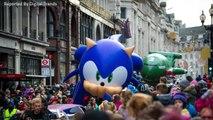 Jim Carrey May Play Villian In 'Sonic The Hedgehog'