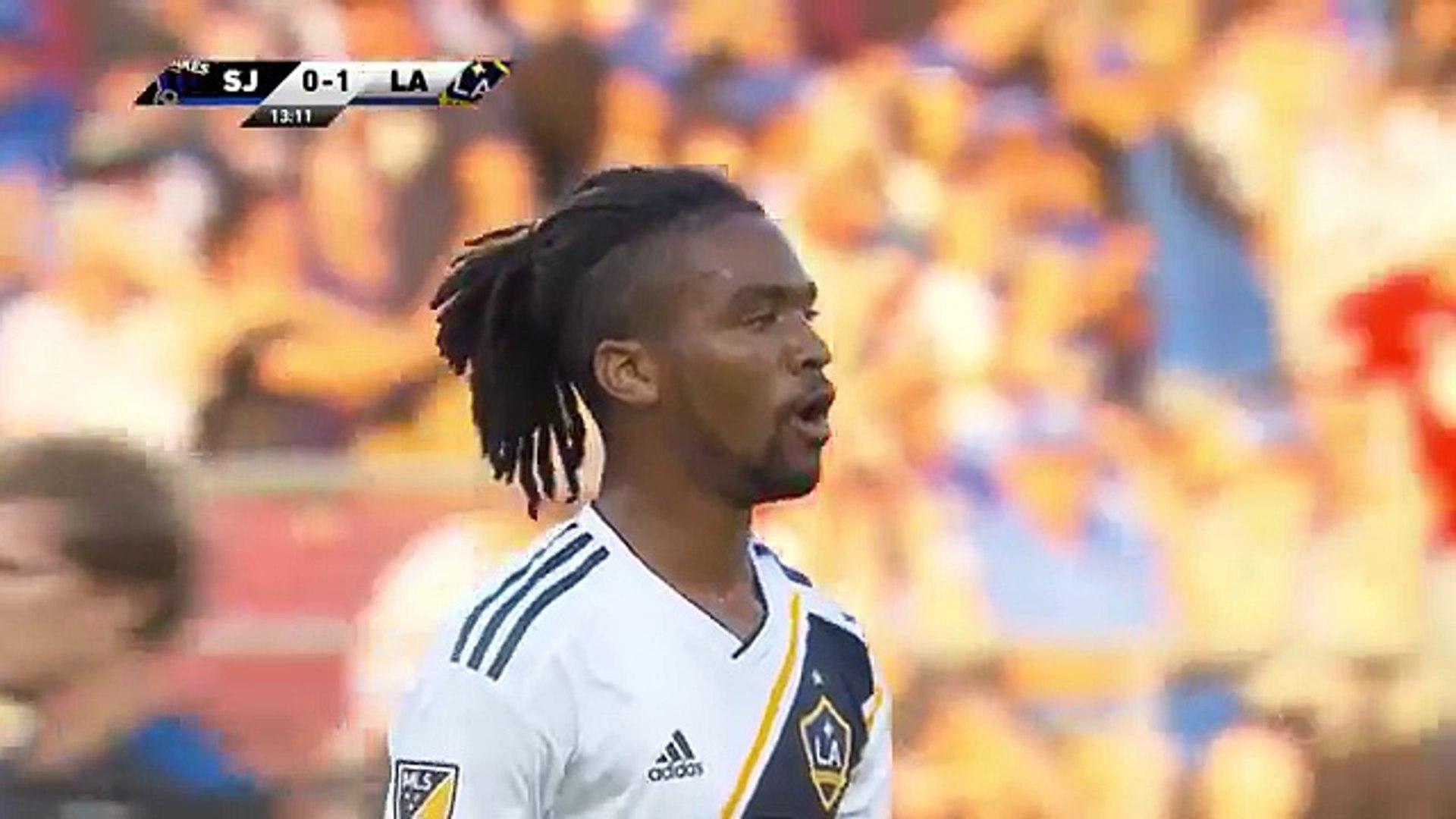 HIGHLIGHTS: San Jose Earthquakes  3-3. LA Galaxy | June 30, 2018