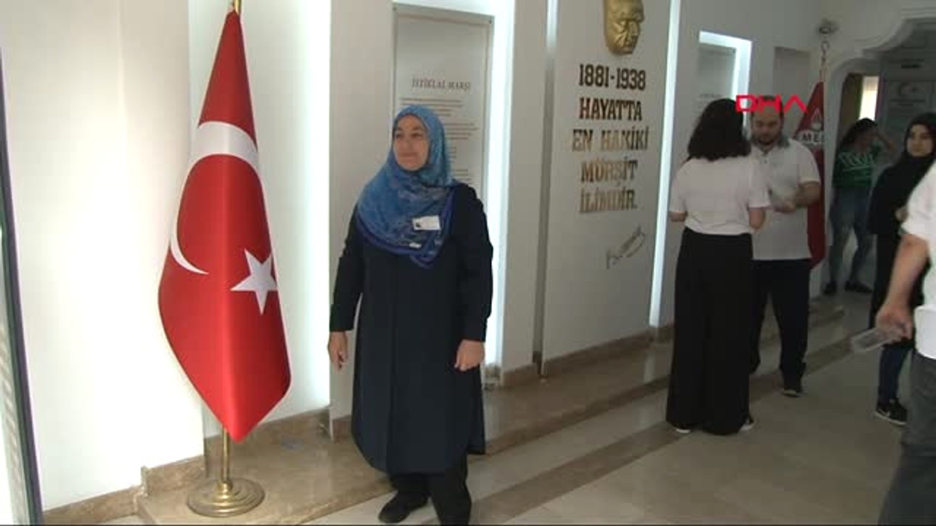İstanbul Yks'nin İkinci Oturumu Başladı -1