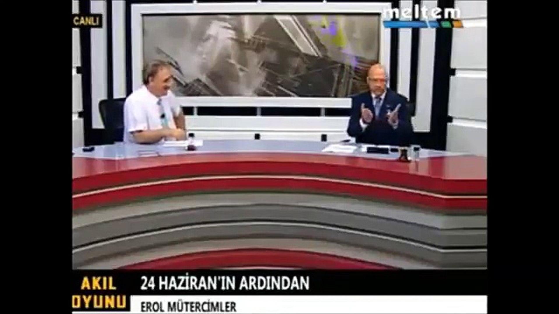 Stratejist Mütercimler'den CHP'ye ve Halk TV'ye: İnce rezil olsun diye dua ettiler be