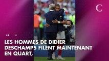 PHOTOS. Kylian Mbappé, Paul Pogba, Benjamin Pavard : les Bleus ont fait rêver leurs familles contre l'Argentine