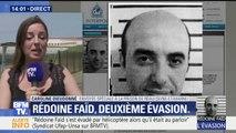 Rédoine Faïd se trouvait au parloir au moment de l'évasion