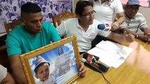 Padres del bebé de 14 meses asesinado por paramilitares en Managua, denuncian acoso de orteguistas ante el Cenidh >>