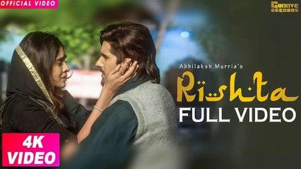 Rishta HD Video Song Abhilaksh Murria 2018 Mr. Vgrooves | New Punjabi Sad Songs