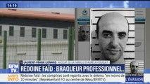 """Evasion de Rédoine Faïd : D'après leur avocat, les parents d'Aurélie Fouquet sont """"effondrés"""""""