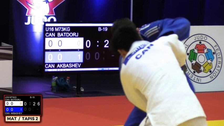 Judo - Tapis 2 (60)