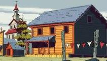 Lucky Luke - Die neuen Abenteuer S01E05 Lucky Luke und der Doppelgaenger