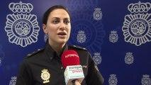 La Policía Nacional desarticula un laboratorio de drogas sintéticas