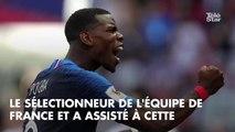 PHOTOS. Coupe du Monde 2018 : Nagui, Michel Cymes... les personnalités télé à fond derrière les Bleus !