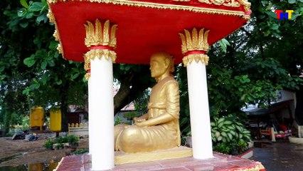 Tập 4 - Thạt Luông Chốn Tâm Linh Hội Tụ - Du Lịch Lào Thái Lan 2018