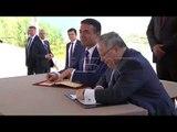 Marrëveshja, Kamenos kërcënon braktisjen e koalicionit në Greqi