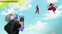 Dragon Ball Heroes Capitulo 1 Subtitulos en Español Goku SSJ Azul vs Goku SSJ 4