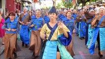VIENNE Un défilé dans le cadre de la Biennale de la Danse