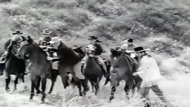 The Lone Ranger (1949) with Clayton Moore part 1/2