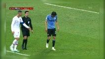 Cristiano Ronaldo helps Edinson Cavani off the pitch ● Portugal vs Uruguay 2018 #RESPECT