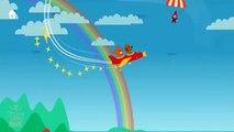 Fun Baby Pet Adventure Kids Games - Kids Explore Sky with Sago Mini Planes