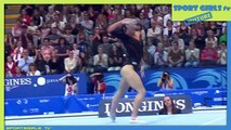 women's gymnastics - Very Beautiful Moments  PART TWO