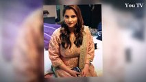 Mom To Be Sania Mirza And Her Sister Anam Mirza At Wedding Ceremony