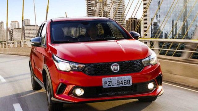 Fiat  Cronos 2018 UNVELED