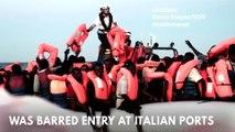 Italy's Matteo Salvini Shuts Ports To Migrant Rescue Ship