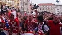 Μουντιάλ: Ρωσία και Κροατία πανηγύρισαν τη νίκη τους στα πέναλτι!