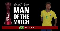 All Goals  Brazil vs Mexico 2-0 Live Updates, Score and Reaction from World Cup