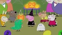 Peppa Pig Halloween Eps -  Trick or Treat! - Halloween - #080