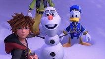 Kingdom Hearts III - Trailer La Reine des Neiges E3 2018
