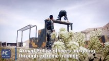 How does the police force forge a strong will and tough spirit in its officers? Follow these Armed Police officers into the Gobi Desert in NW China to find out.