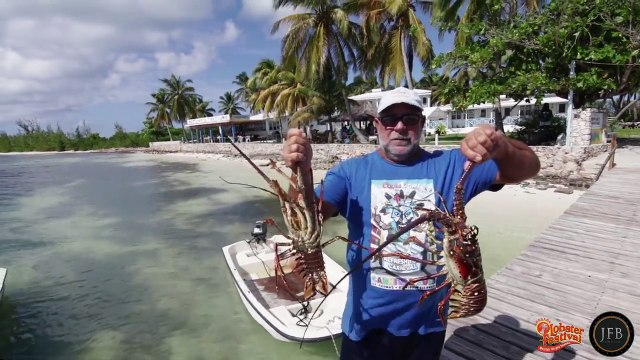 The day has come. It's time to put the hammers and drills away. It's time to head to the Anegada Lobster Festival, its time to see our friends and family. It's