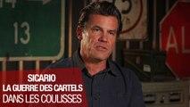 """SICARIO LA GUERRE DES CARTELS - Featurette """"Frères d'armes"""" VOST"""