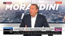 """Jacky rend hommage à François Corbier : """"Au club Dorothée, nous étions une vraie famille"""""""